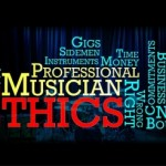 Five ethical principles for the working musician