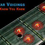 Jazz Guitar Voicings You Didn't Know You Knew